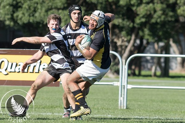 3 Sept Wellington U19s (38) v HawkesBay U19 (3)