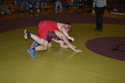 MIHS 2013 Wrestling