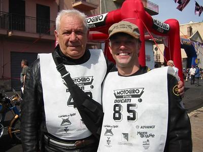 Motogiro Sicilia 2004: Leg 2
