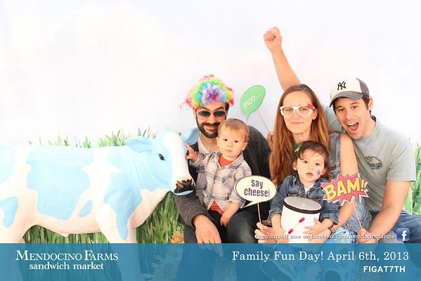 Mendocino Family Day