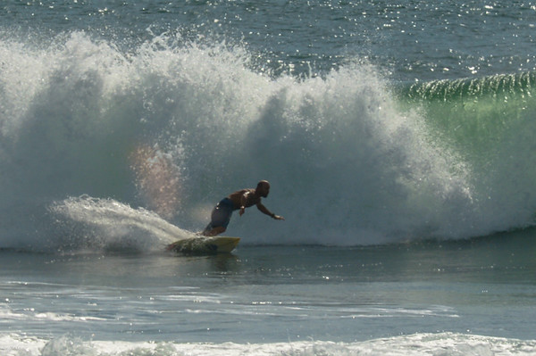 Afternoon Surfing
