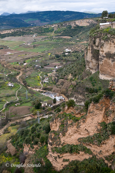 Mon 3/14 in Ronda: One more look at the countryside