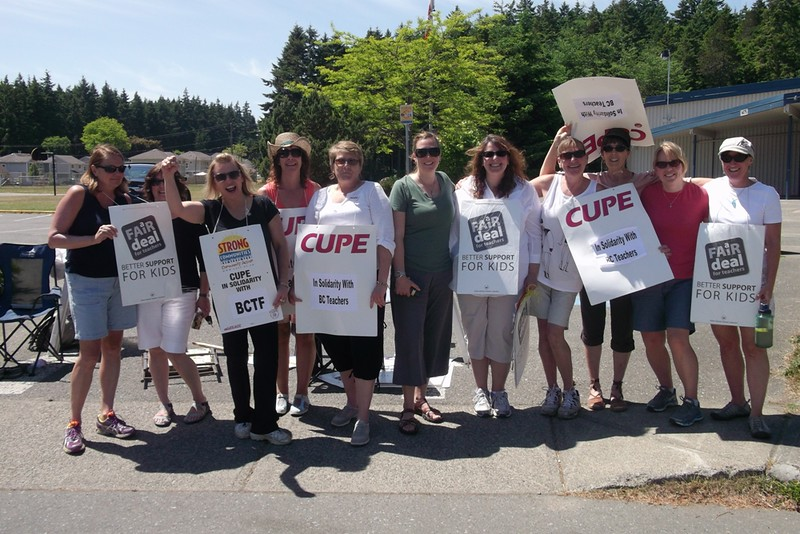 CUPE 439 BCTF rally Courtenay_6.jpg