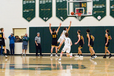 Boys Basketball: TC Central at TC West