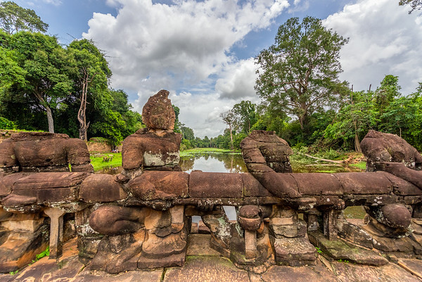 Preah Khan Temple and Baray
