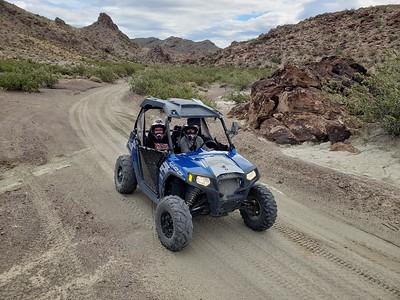 5-27-19 Eldorado Canyon ATV/RZR & Goldmine Tour