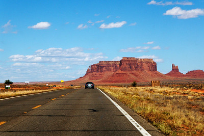 Grand Canyon to Monument Valley