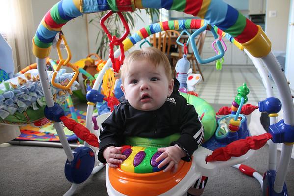 Jaydon - 5 months