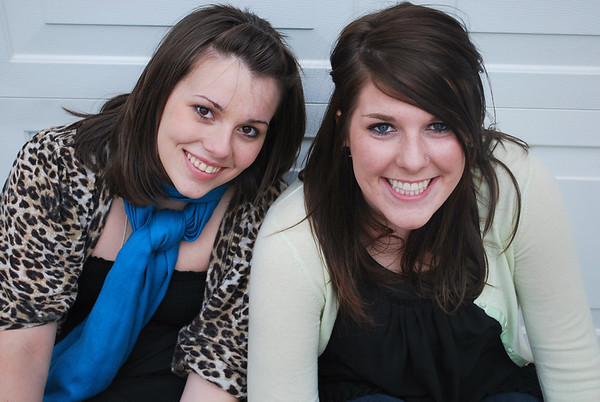 April 2009 - Nicky & Mary Kate