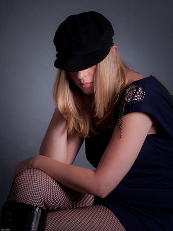Nikki Glamour Shoot