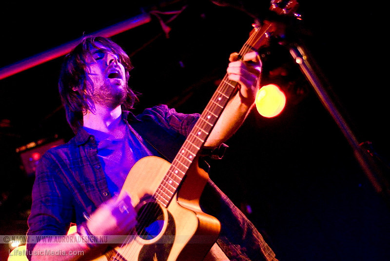 Ryan Meeking @ The Prince Bandroom, Melbourne   Photographer: Naomi Rahim  LIFE MUSIC MEDIA