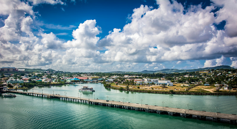 St. Johns, Antigua