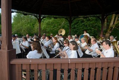 Danville Community Band 2015
