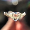 2.07ct Old European Cut Diamond, GIA J VS2 5