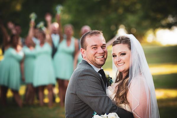 Amanda & Nick Wedding