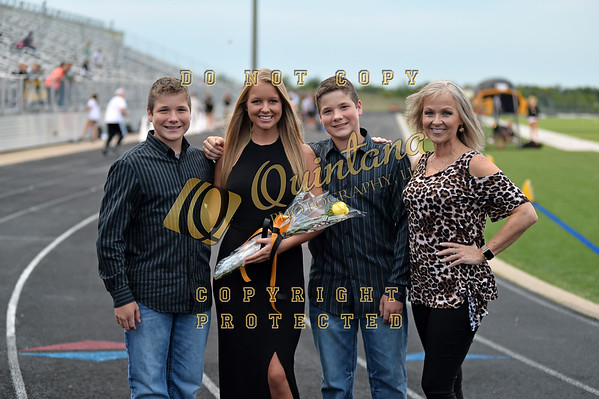 Homecoming Court - I