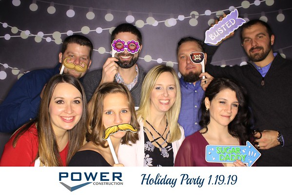"Power Construction ""Holiday Party 2019"""