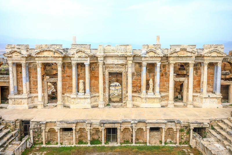 Hierapolis Museum Pamukkale Turkey