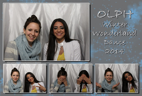 OLPH - Winter Wonderland Dance 2014