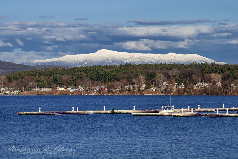 Mansfield over Malletts Bay