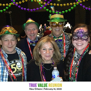 True Value Reunion 2.14.20 @ New Orleans Convention Center