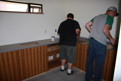 Countertops! And Stairs!