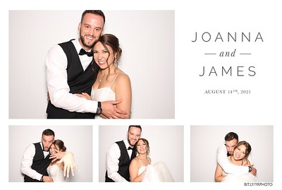 Joanna & James