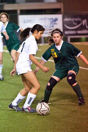 Pulaski Academy Girls vs Mills 3/5/10