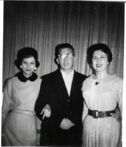 Patsy Jones, Reedie Stone Jr, and Darla Stone