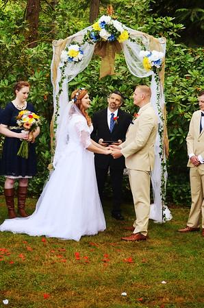 Heaton Wedding