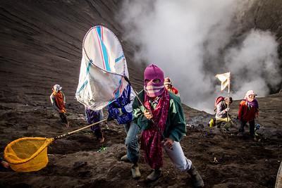 Kasada Festival - Mount Bromo