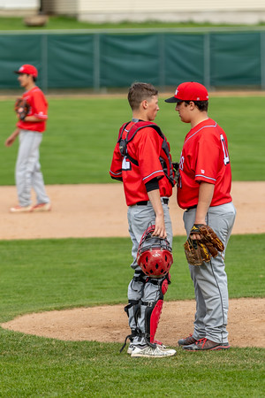 GFW Baseball vs Springfield 050719