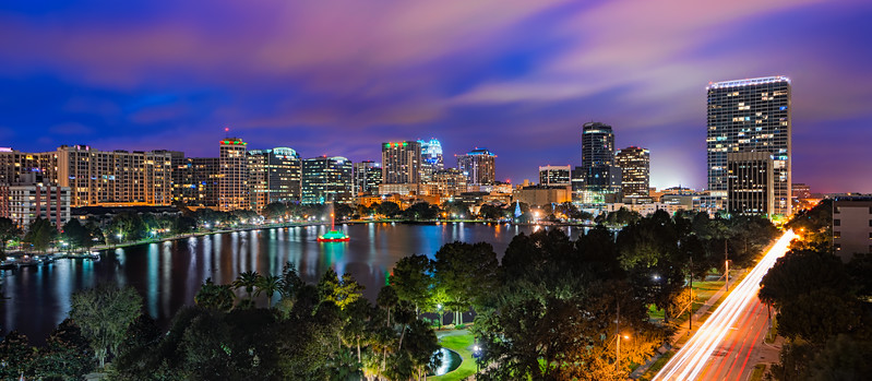 The City Beautiful  |  Orlando, Florida