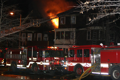 Boston, MA - 4th Alarm, 39 Columbia Road, 2-25-07