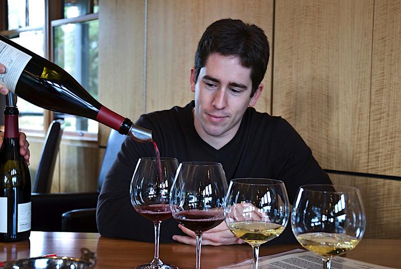 Wine Tasting Sonoma (2007-12-16)