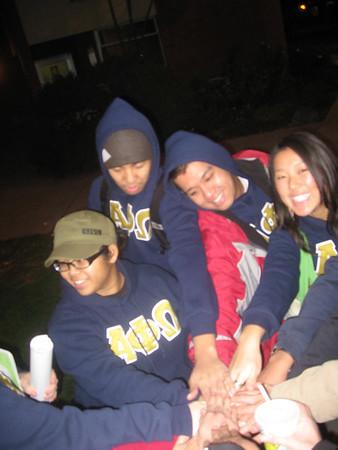 Spring 06 Ex-Comm Retreat in Groveland, CA (12/15-17/06)