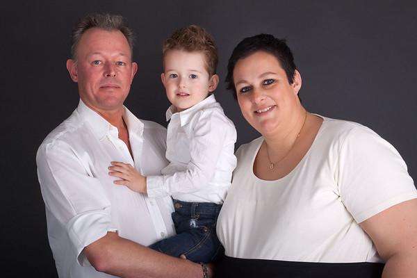 Familieshoot fam Z. (28 maart 2010)