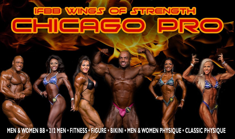 2016 Chicago FIT & FLEX Expo