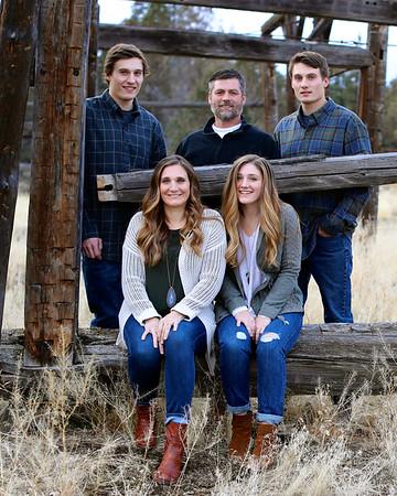 Head Family @ Polk Meadow 12-02-2017