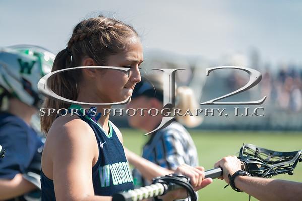 6-13-2015 Western Albemarle vs Woodgrove Girls Lacrosse 4A State Final