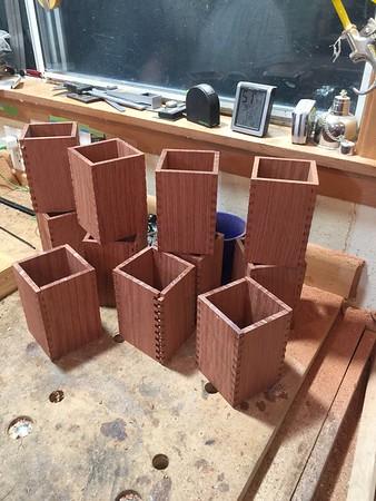 2018 Grant's Pencil Boxes