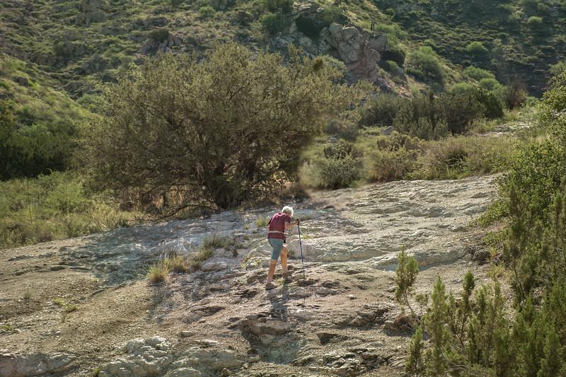 Hike to Chiva Falls #9