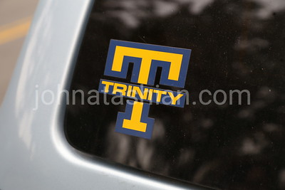 Trinity College - Automobile Decals - October 31, 2013