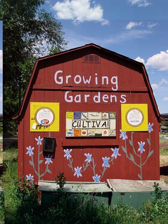 Day 4: Boulder, Community Garden