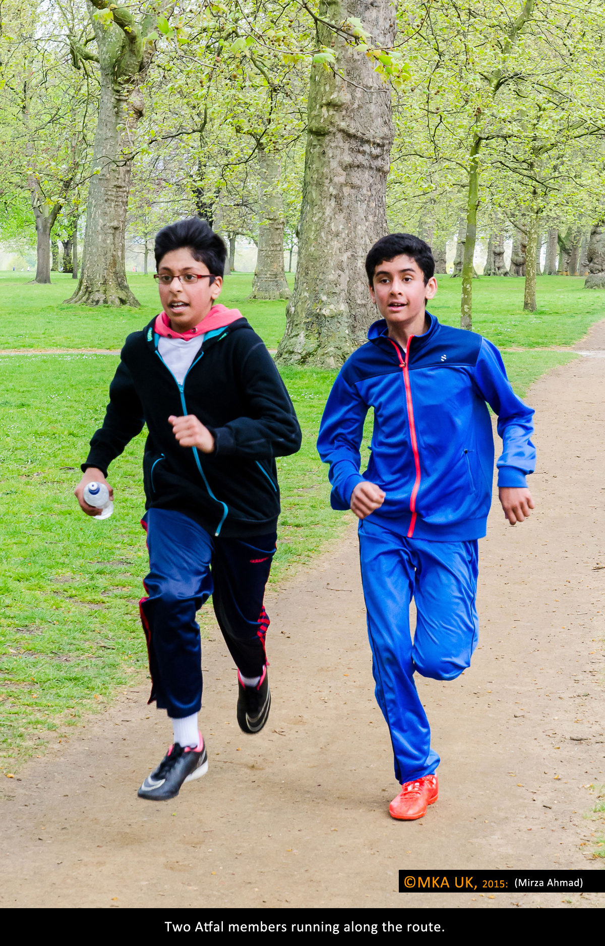 MKA Charity Challenge Hyde Park London-51