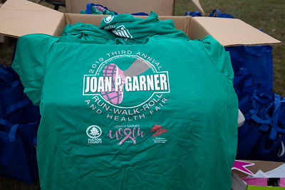 3rd Annual Joan P. Garner Walk, Washington Park, 10, 3 2019