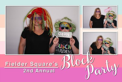 Fielders Square Block Party