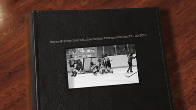 Wayne Gretzky International Hockey Tournament Slide Show
