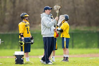 Wayne Modified Boys Lacrosse at Newark 041317