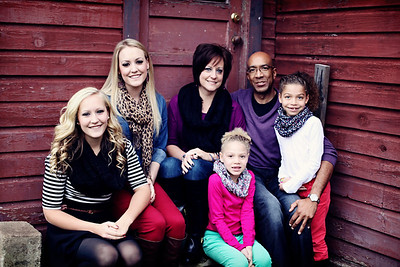 LaMere/Bowens Family 2013